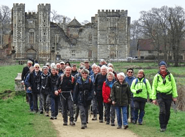 Friends of the South Downs Guided Walks & Activities