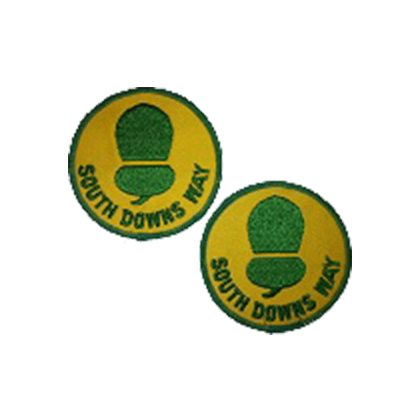 south downs way badge