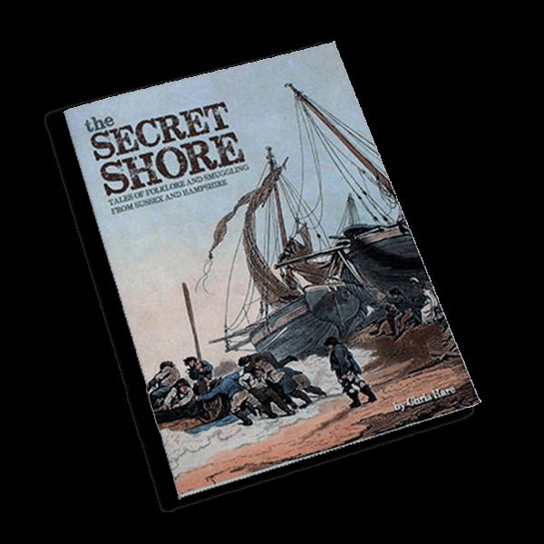 the secret shore book