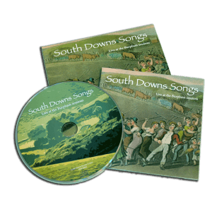 south downs songs cd